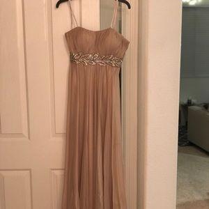 La Femme Dresses - Elegant Gown